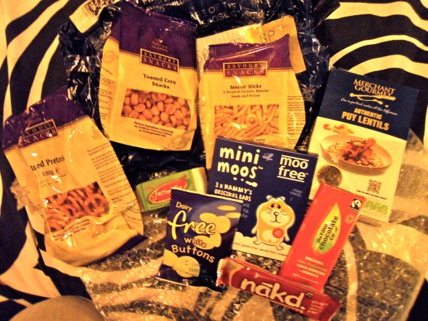 UK Vegan Food Swap January 2013