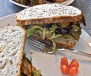 Konrad sandwich