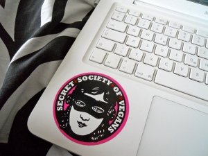 SSOV sticker