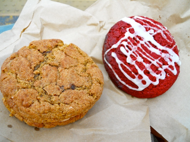 Ms Cupcake cookies