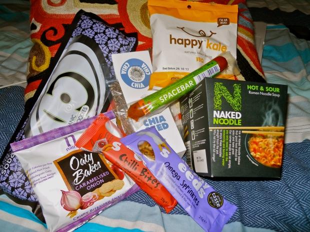 September Vegan Food Swap