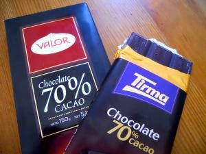 Gran Canaria chocolate