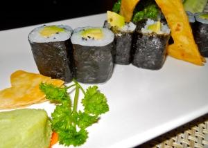 Sushi Mex sushi