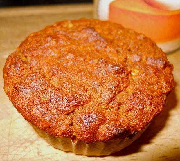 Pumpkin millet muffin