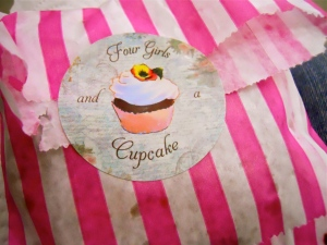 Vegfest: Four Girls and a Cupcake