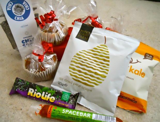UK Vegan Food Swap November