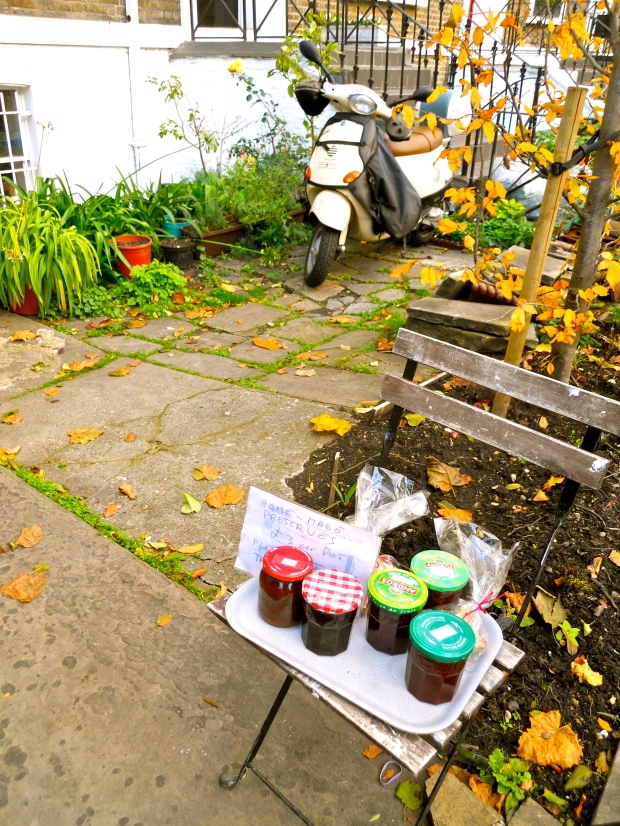Notting Hill jams and preserves