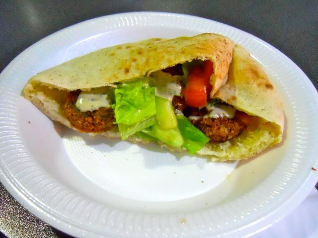 Egypt falafel
