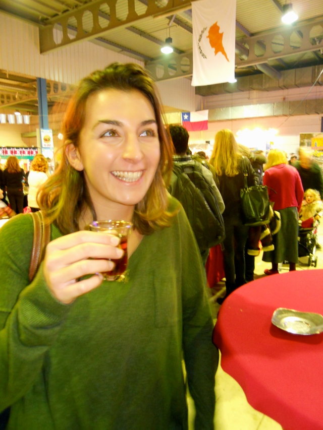Steph Turkish tea