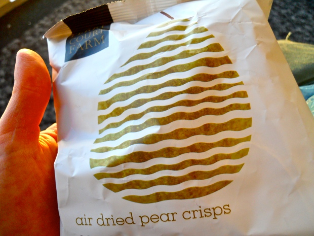 Perry Court Farm pear crisps