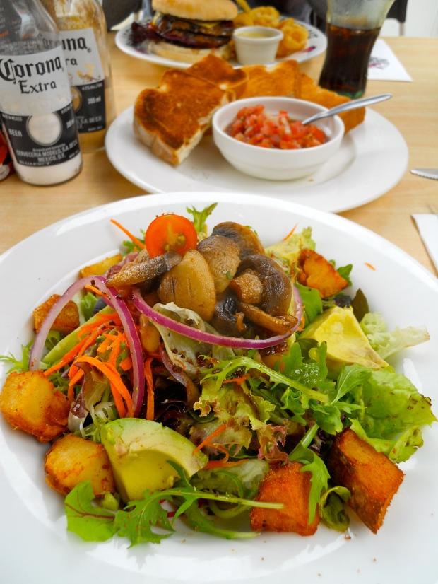 Hog's Breath Café salad