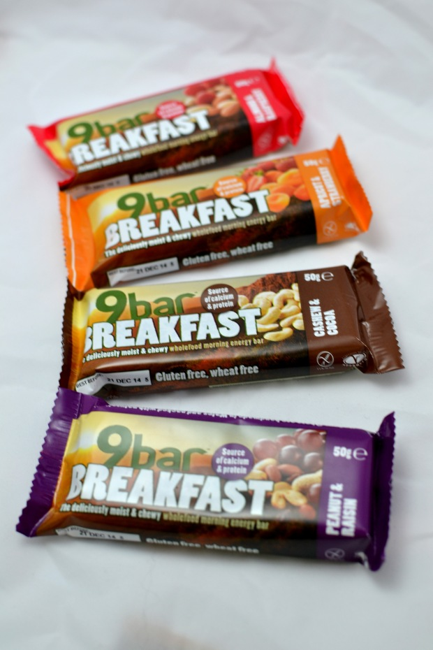 9Bar Breakfast range