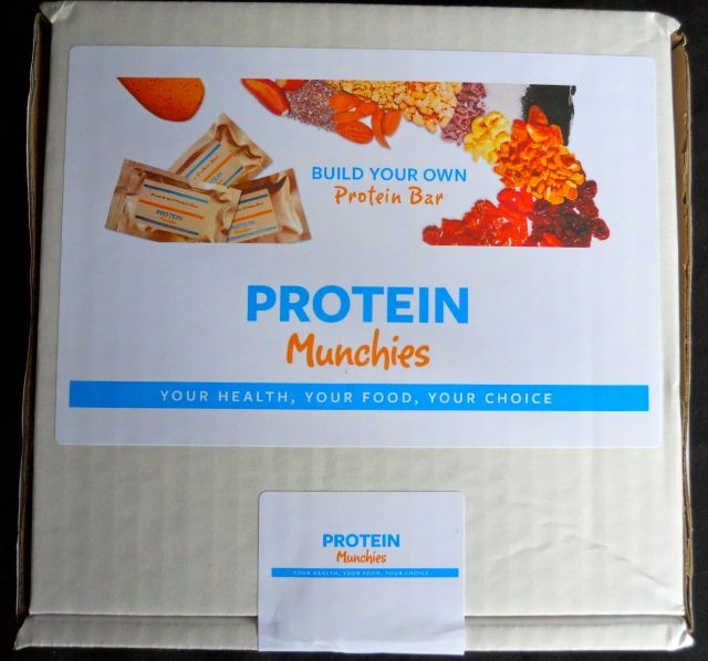 Protein Munchies box