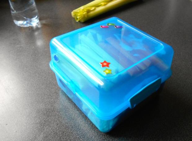 Sistema lunch cube