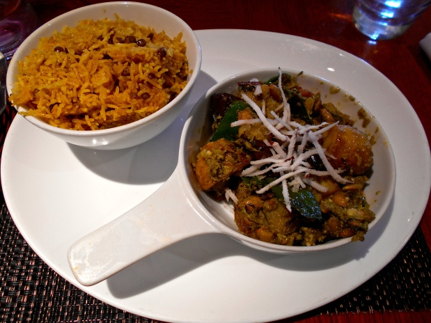 Masala Zone curry