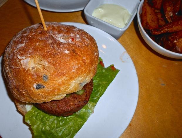 Inspiral burger