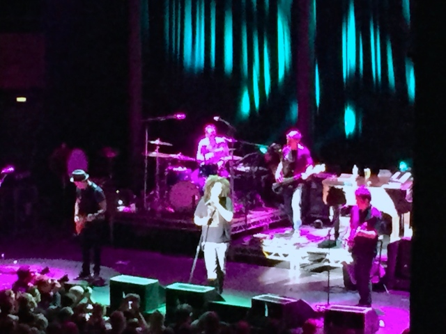 Counting Crows Camden