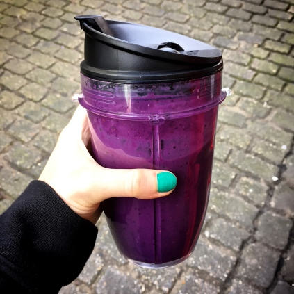 Smoothie on the go
