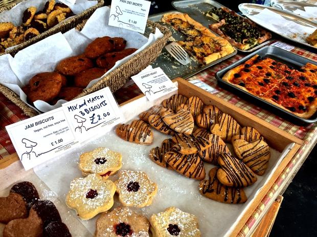 Vegan Sweet Tooth London cookies