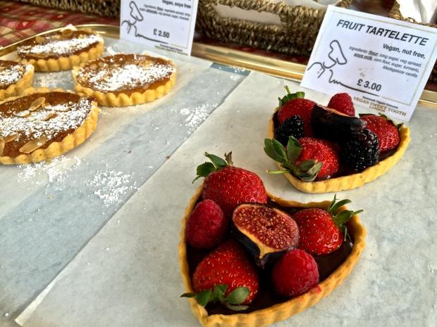Vegan Sweet Tooth London tarts