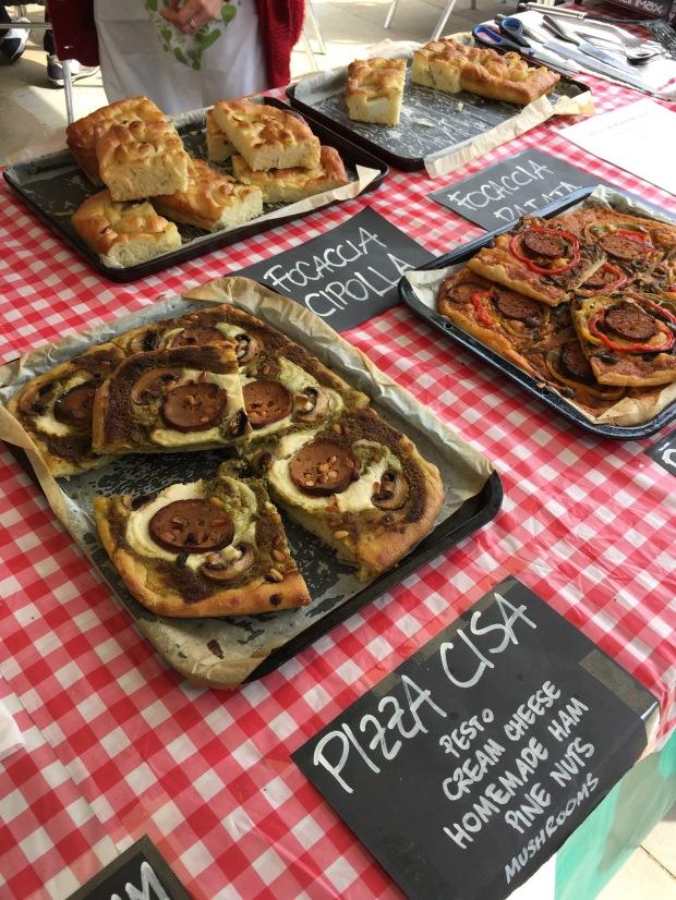 Pomodoro e Basilico Pizza Cisa