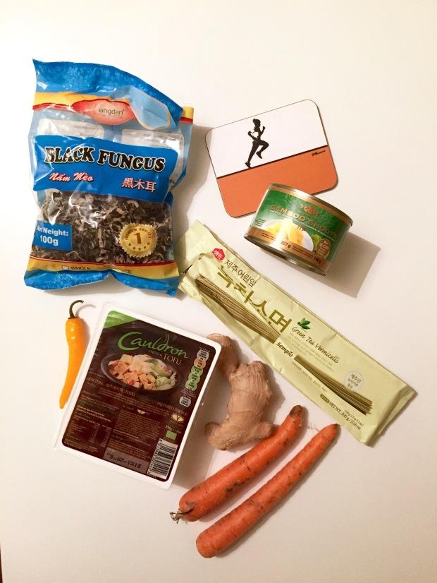 Improvised ingredients