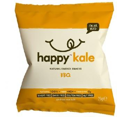 Happy Kale chips