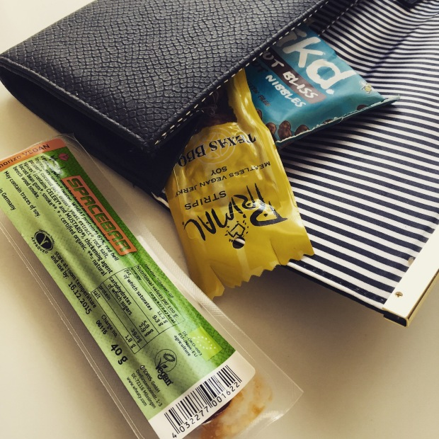 Clutch snacks