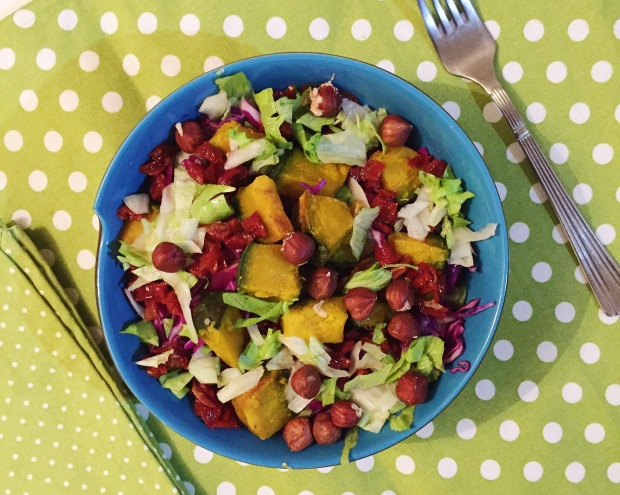 Autumn Equinox salad